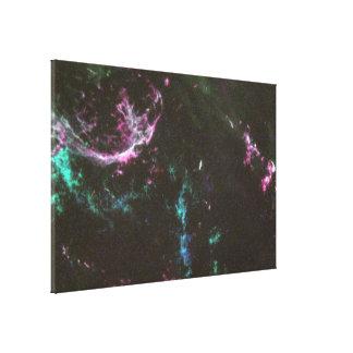 Oxygen-Rich Supernova Remnant Canvas Print