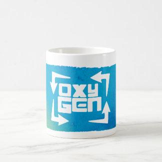 oxyGEN Watercolor Mug