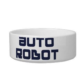 Oxygentees Auto Robot Bowl