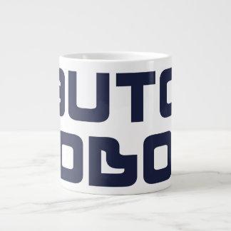 Oxygentees Auto Robot Jumbo Mug