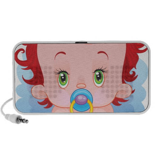 Oxygentees Baby Portable Speaker