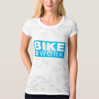 Oxygentees Bike To Work T-shirts