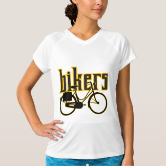 Oxygentees Bike To Work T Shirts