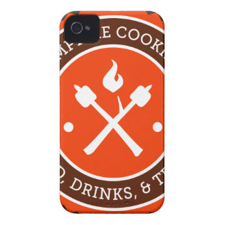Oxygentees Campfire Cooking Blackberry Bold Cases