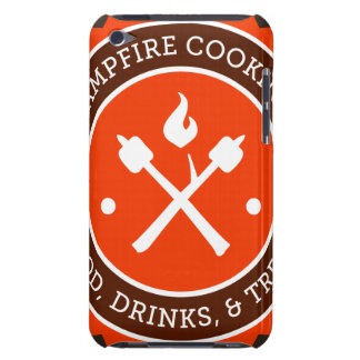 Oxygentees Campfire Cooking Barely There iPod Covers
