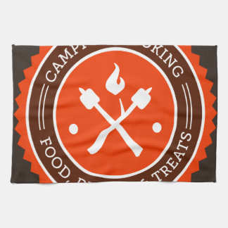 Oxygentees Campfire Cooking Towels