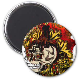 Oxygentees Captain Morgan 2 Inch Round Magnet