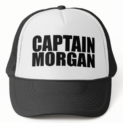 Morgan Fashion Shop on Oxygentees Captain Morgan Mesh Hats From Zazzle Com