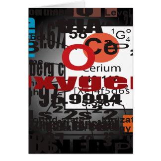 Oxygentees Cerium Card