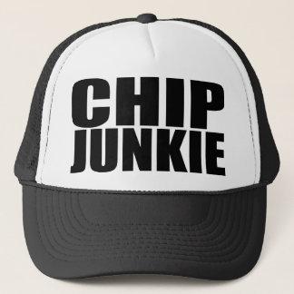 Oxygentees Chip Junkie Trucker Hat