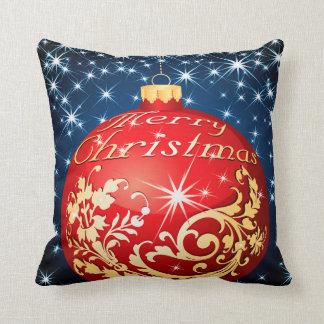 Oxygentees Christmas Throw Pillow