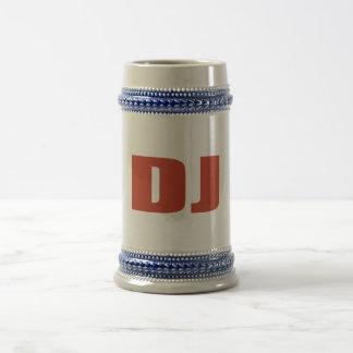 Oxygentees DJ Coffee Mugs