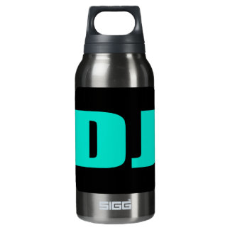 Oxygentees DJ Insulated Water Bottle