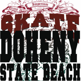 Oxygentees Doheny State Beach Photo Cut Out
