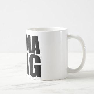 Oxygentees Drama King Mug