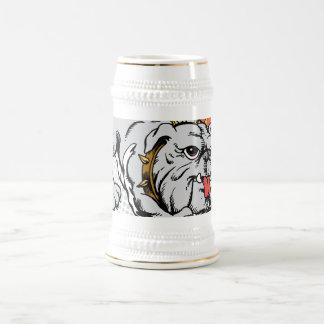 Oxygentees Extreme Bulldog Beer Stein