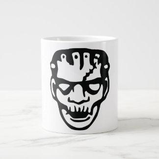 Oxygentees Give A Hoot Dude Large Coffee Mug
