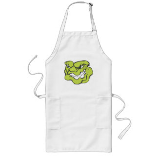 Oxygentees Growl Monster Man Monster Aprons
