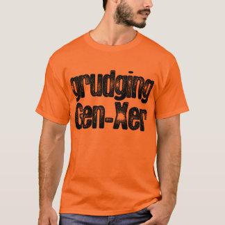 Oxygentees Grudging Gen-Xer T-Shirt
