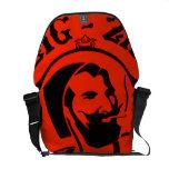 Oxygentees Haight-Ashbury Rickshaw Bag Commuter Courier Bag