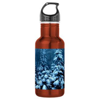 Oxygentees Holiday 18oz Water Bottle