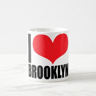 Oxygentees I Love Brooklyn Coffee Mug