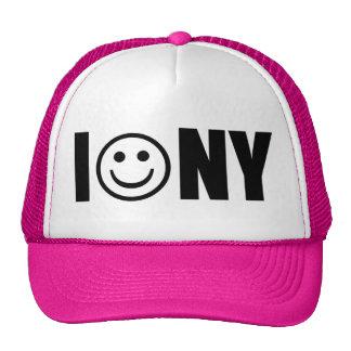 Oxygentees I Love NY Trucker Hat
