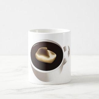 Oxygentees Indulge A Little Classic White Coffee Mug