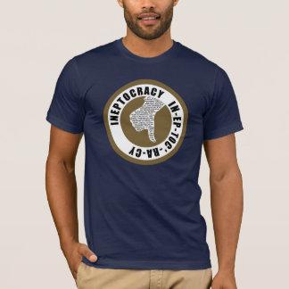 Oxygentees INEPTOCRACY T-Shirt