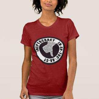Oxygentees INEPTOCRACY T Shirts