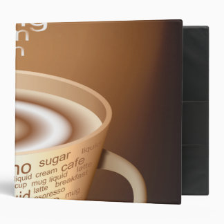 Oxygentees Latte Binder