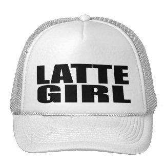 Oxygentees Latte Girl Hat