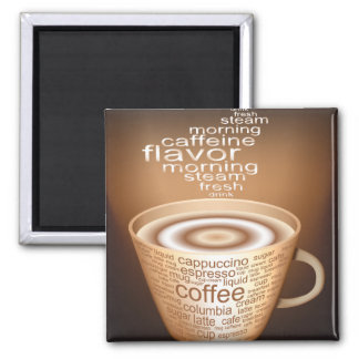 Oxygentees Latte Magnets
