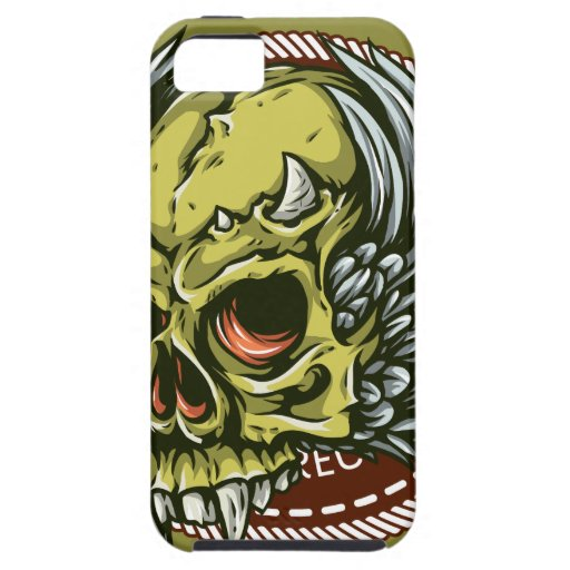 Oxygentees Live To Ride iPhone 5 Cases