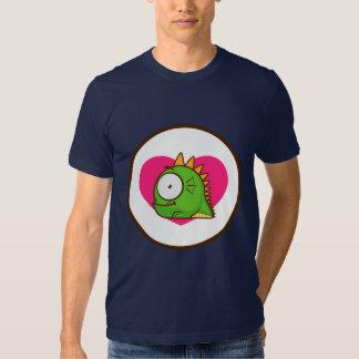 Oxygentees Love  Mashup Dude Tee Shirt