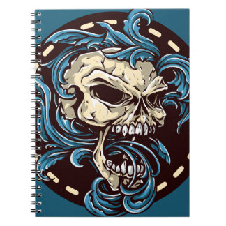 Oxygentees Loyal to None Spiral Note Book