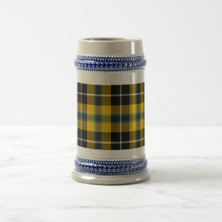 Oxygentees Mad For Plaid Beer Stein