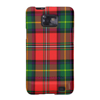 Oxygentees Mad For Plaid Case Galaxy SII Case