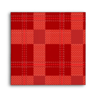 Oxygentees Mad For Plaid Envelope