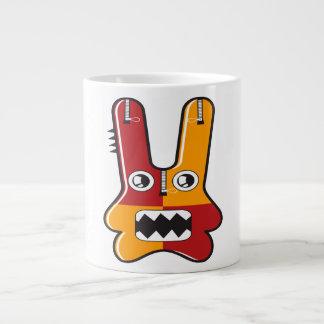 Oxygentees Mashup Dude Large Coffee Mug