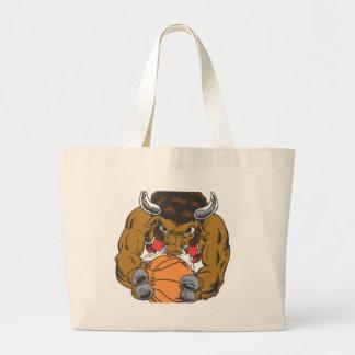 Oxygentees Monster Basketball Growl Bag