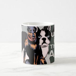 Oxygentees Nipper Dog Coffee Mug
