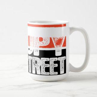 Oxygentees Occupy Wall Street Mug