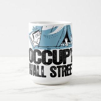 Oxygentees Occupy Wall Street Mugs