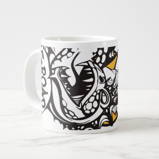 Oxygentees Off Road 20 Oz Large Ceramic Coffee Mug