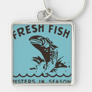 Oxygentees Oysters In Season Keychain