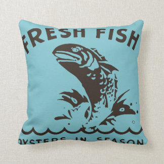 Oxygentees Oysters In Season Throw Pillows