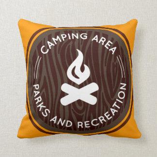 Oxygentees Parks & Recreation Pillow