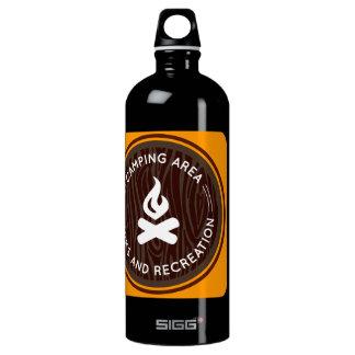 Oxygentees Parks & Recreation Water Bottle