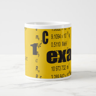 Oxygentees Periodic Table Jumbo Mugs